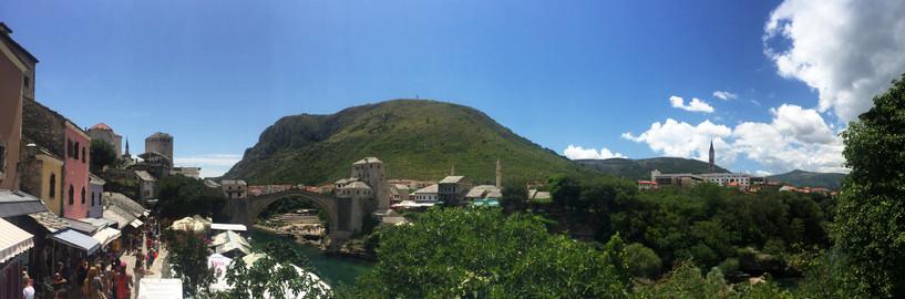 Mostar Panoroma