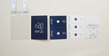 Infus Name tag + Program + Tickets