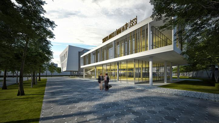 Sakarya High School