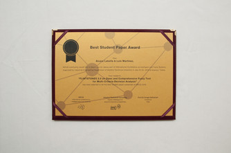 Infus Certificate