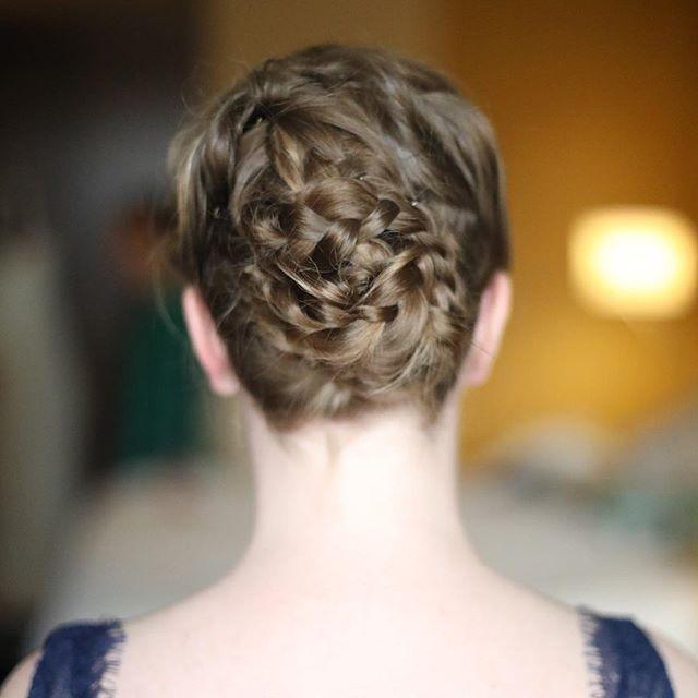 Braids in braids in braids 🔥