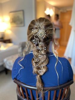 Boho Bridal Braid