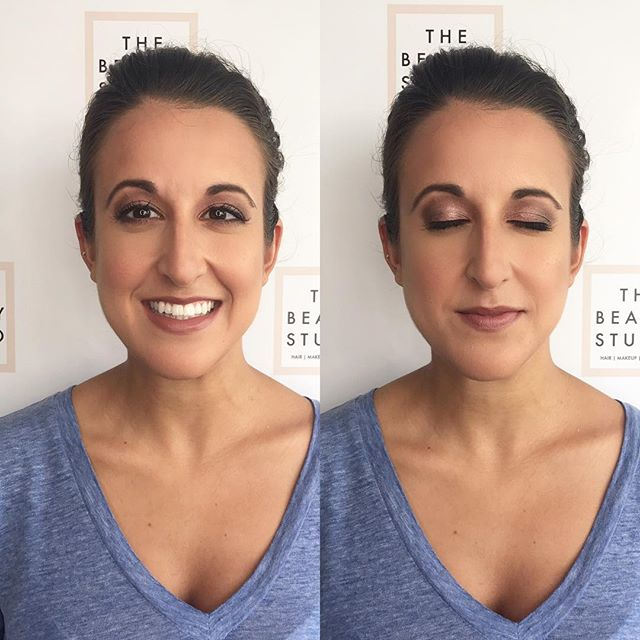 Some warm smokey eye action by Kristen on _bellabar 😍