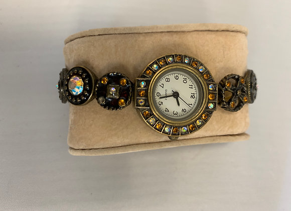 Gold Accent Watch