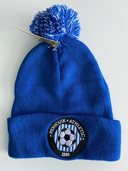 Bobble Ski Hat