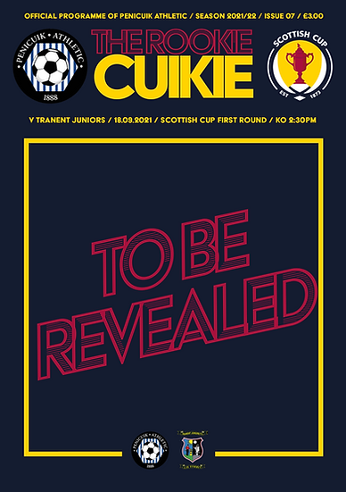'The Rookie Cuikie' 2021/22 Issue 7 Print Copy