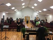 민트힐 예배당
