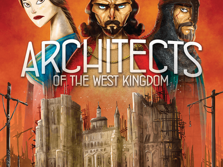 Featured Game: Architects of the West Kingdom