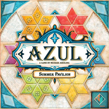 Featured Game: Azul Summer Pavilion