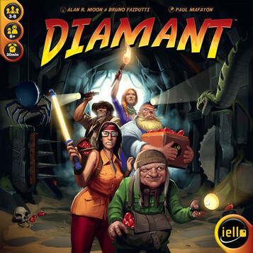 Featured Game: Diamant
