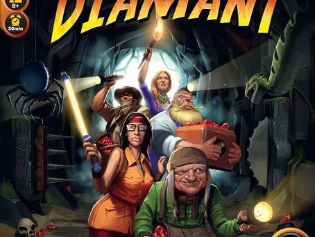 Featured Game: Diamant