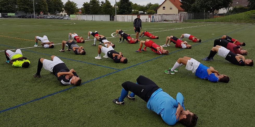 Athletiktraining Donnerstag 25.06.2020 ab 12 Jahre  17:30 - 18:30 Uhr Gruppe 1  (1)