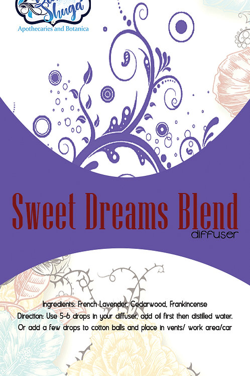 Sweet Dreams Diffuser Blend