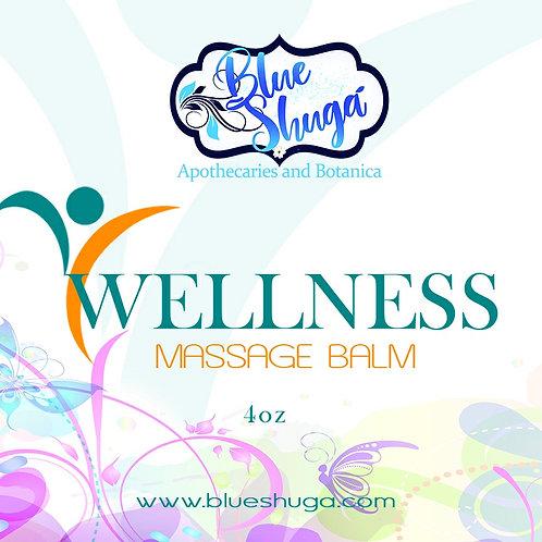 Wellness Massage Balm 4 oz