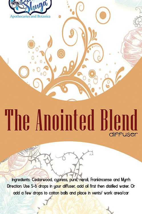 Anointed Diffuser Blend