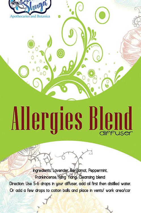 Allergies Blend