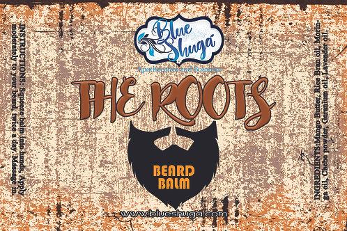 The Roots Beard Balm 4oz.