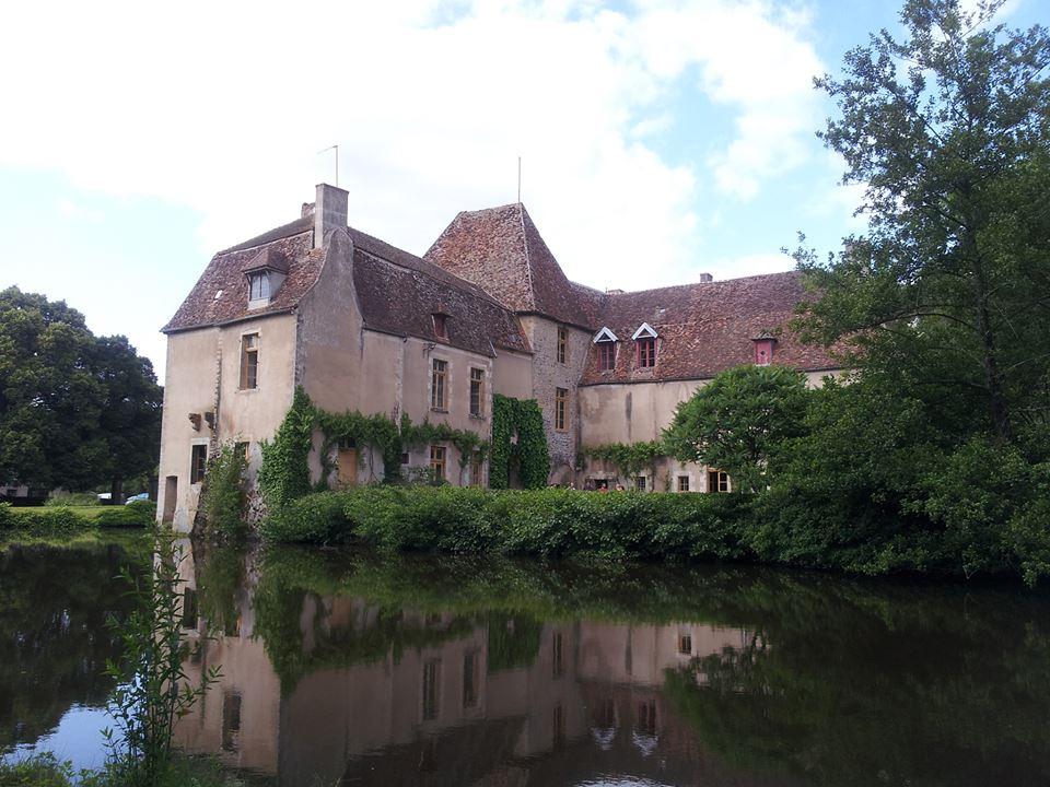 Château de Lantilly