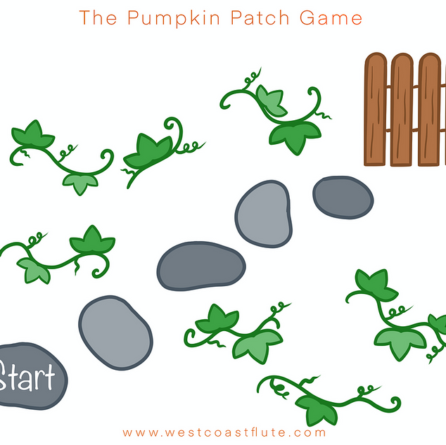 The Pumpkin Patch Game