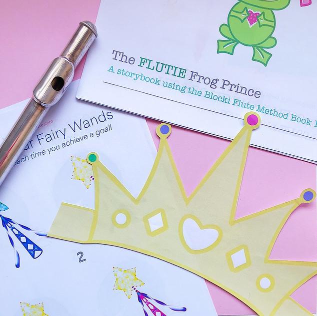Flutie Frog Prince Student Bundle