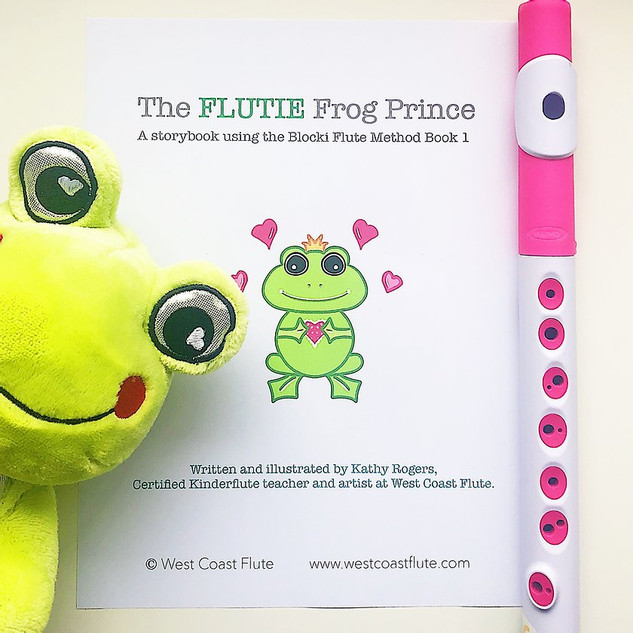 The Flutie Frog Prince Teacher Bundle