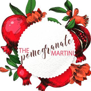The Pomegranate Martini