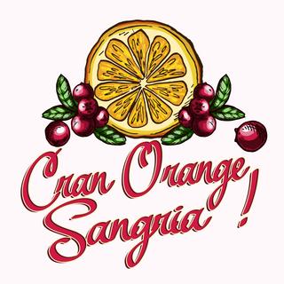 Cran-Orange Sangria