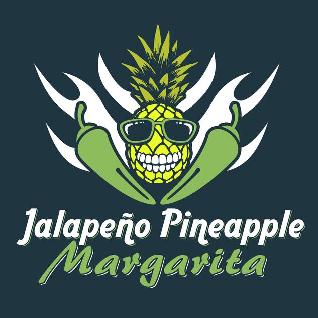 Jalapeno Pineapple Margarita