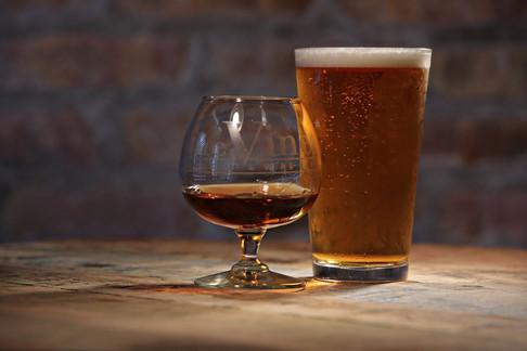 Whiskey & Beer