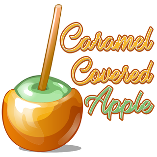Caramel Covered Apple