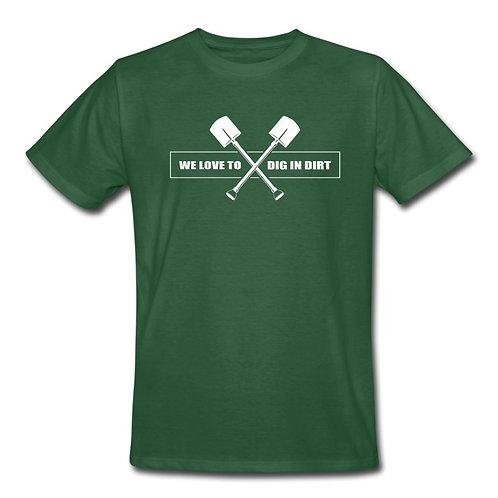 MNS WLTDID Logo T-Shirt