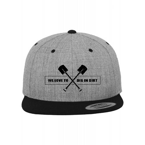 Unisex Snapback Cap WLTDID Logo
