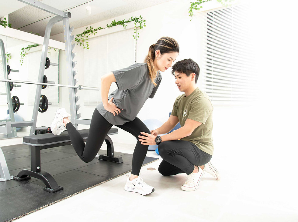 IVY Private Gym メインイメージ
