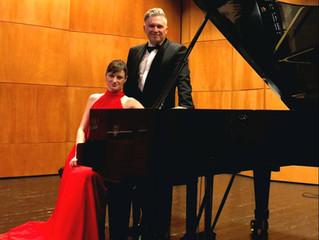 Cosenza, Italy, Piano PetRo Duo