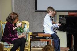 Открытие конкурса Е.Г. Сорокина