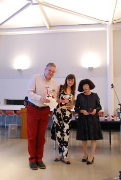 Председатель жюри конкурса ТОКИО
