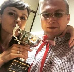 Гран-При конкурса ТОКИО ПетРо Дуэт