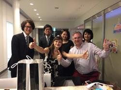 Студенты Японского университета