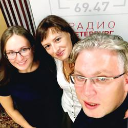 Радио Петербург ПетРо Дуэт Валерия Терещ