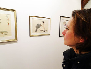 Horst Janssen: Ausstellung klein aber fein