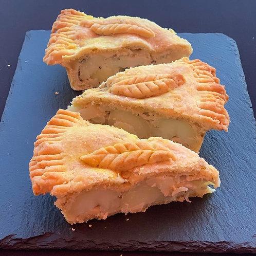 'Our Paulas' garlic butter pie