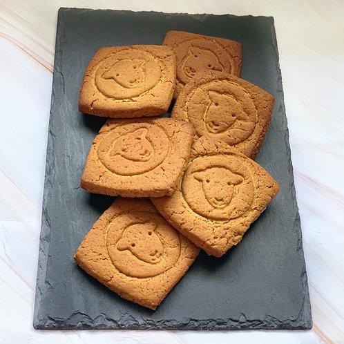 Vegan Ormskirk Gingerbread