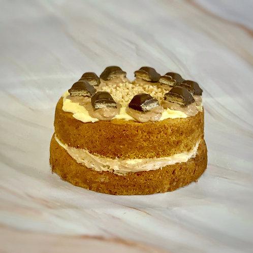 Bueno-style Hazelnut Cake