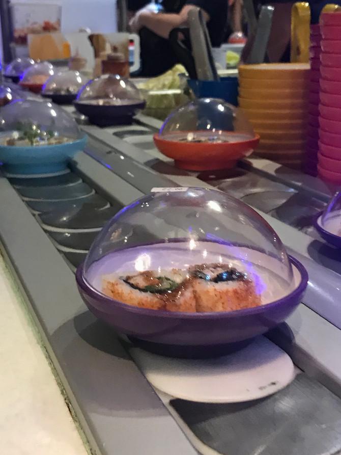 Sushi School @ Yo! Sushi 🍱