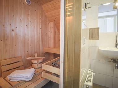 2 persoons-sauna