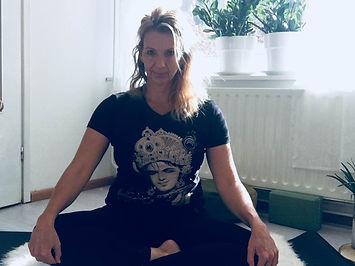 Jolande van der Wal yoga onlin