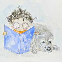 esmeraldaandgregsdog