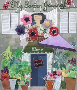 Flower Shop in Paper