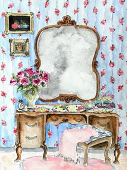 Grandma's Vanity