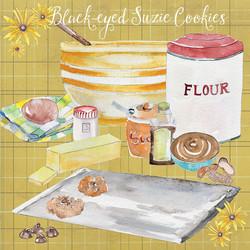 Chocolate Chip Illustrations